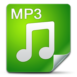 filetype mp3 icon 6359